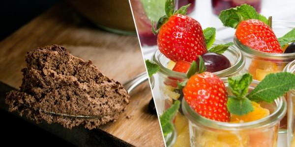 GenussBox Frucht und Schokolade