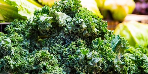 Grünkohl-Eintopf vegetarisch