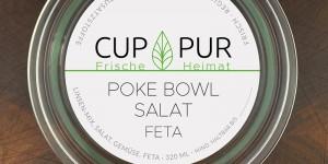 Poke Bowl mit Feta