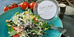 SALAT & Frische Gartengemüse & Kräuter