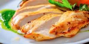 Zartes Hähnchenbrust-Filet aus der Region PUR