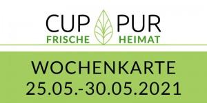 25.05.–30.05.2021 · PDF DRUCK · Wochenkarte
