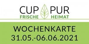 31.05.–06.06.2021 · PDF DRUCK · Wochenkarte