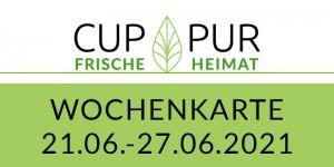 21.06.–27.06.2021 · PDF DRUCK · Wochenkarte