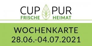 28.06.–04.07.2021 · PDF DRUCK · Wochenkarte