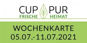 05.07.–11.07.2021 · PDF DRUCK · Wochenkarte