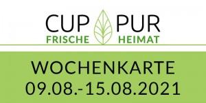 09.08.–15.08.2021 · PDF DRUCK · Wochenkarte