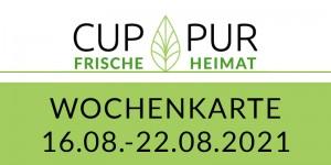 16.08.–22.08.2021 · PDF DRUCK · Wochenkarte