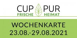 23.08.–29.08.2021 · PDF DRUCK · Wochenkarte