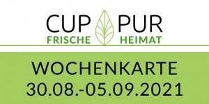 30.08.–05.09.2021 · PDF DRUCK · Wochenkarte