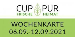 06.09.–12.09.2021 · PDF DRUCK · Wochenkarte