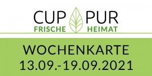 13.09.–20.09.2021 · PDF DRUCK · Wochenkarte