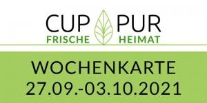 27.09.–03.10.2021 · PDF DRUCK · Wochenkarte