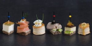 Finger- und Glasfood-Buffet Klassik