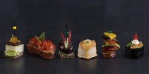 Finger- und Glasfood-Buffet Veggie