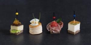 Finger- und Glasfood-Buffet Exklusiv